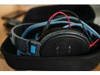 Sennheiser hd 600 + cardas cables
