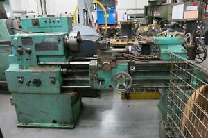 TOS Lathe, Model 3N 50B, 7hp, 3 phase, 440 volts