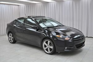 2014 Dodge Dart GT SEDAN w/ HTD LEATHER, NAV, DUAL CLIMATE & 18""