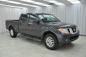 2015 Nissan Frontier 4.0SV 4x4 4DR 5PASS CREW CAB w/ BLUETOOTH,