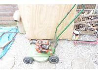 hayter/hayterette petrol mower