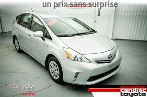 2014 Toyota Prius v Base * SEULEMENT 44734 KM *