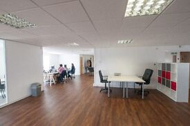 Monthly Desk Plan within Cowork Space in Exeter City Centre