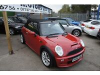 Mini Cooper 1.6 Convertible Automatic Cooper S Replica JCW Aero Kit Leather