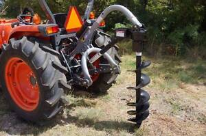 NEW Post Hole Diggers for small to medium or large tractors Bassendean Bassendean Area Preview
