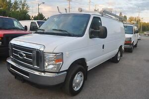 2008 Ford E-150 61,000 Kms from New.