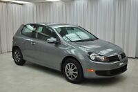 2010 Volkswagen Golf 2.5 COMFORTLINE 3DR HATCH w/ HEATED SEATS -