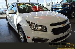 2016 Chevrolet Cruze 2LT| Sun| Rem Strt| Leather Heat Seat| R/V