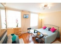 Double Fully Furnished studio ALL BILLS INCLUDED £265 pw