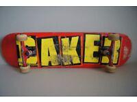 skateboard Baker
