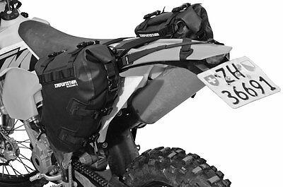 Enduristan Blizzard Saddle Bags SMALL Enduro Adventure Soft Motorcycle Panniers
