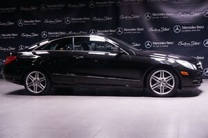 2013 Mercedes-Benz E350 4matic Coupe Premium Package, AMG Sport