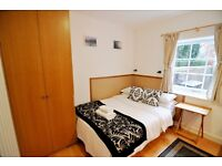 SHORT Let Lovely Self contained Studio in Fulham available now for 1 month plus £375 pw