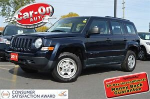2011 Jeep Patriot Sport/North 4x4 ONLY 64,000 KM