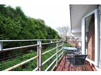 BOURNEMOUTH: Two bedroom apartment in the highly desired location of Alum Chine with private balcony