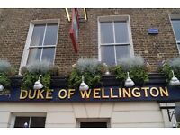 Full Time/Part Time Bar Staff Required