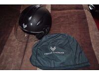 frank thomas crash helmet
