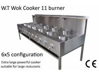 chinese wok cooker 6x5