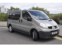 Renault Trafic SWB 9 Seats Minibus In Very Good Condition