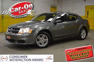 2013 Dodge Avenger SE AUTO A/C  PWR GROUP ALLOYS
