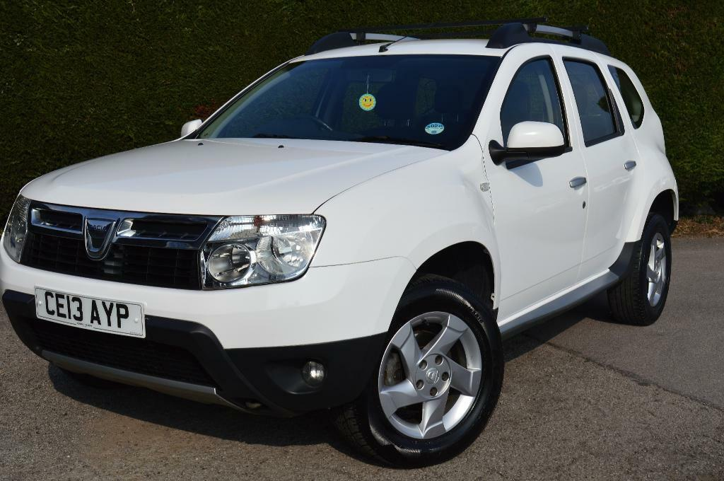 dacia duster laureate dci white 2013 in cwmbran torfaen gumtree. Black Bedroom Furniture Sets. Home Design Ideas