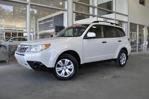 SUBARU FORESTER 2.5 **2011** 4 ROUES MOTRICES ** A/C **