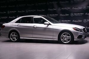 2014 Mercedes-Benz E550 4matic Sedan Driving Assistance Package,