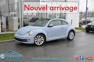 Volkswagen Beetle Coupe 2015**COMFORTLINE**TOIT OUVRANT**MAGS 17
