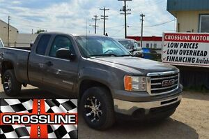 2013 GMC Sierra 1500 SLE | Z71 | Custom Rims | Power Options |