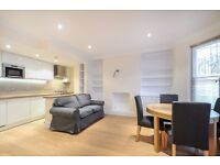 A well presented, lower ground floor flat offering open plan living and a private patio garden