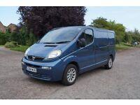2004 04 Vauxhall Vivaro 1.9 Di 2700 SWB Panel Van, Part ex welcome, NO VAT