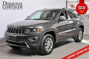 2016 Jeep Grand Cherokee Limited**10060KM**GPS**TOIT**