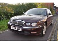 ROVER 75 1.8 CLASSIC SE 5DR PETROL (AUTOMATIC,NO ADVISORY ON MOT)