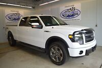 2013 Ford F-150 FX4 with Sunroof/Leather/NAV