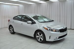 2018 Kia Forte LX+. CHECK OUT THIS BEAUTIFUL, LOW KILOMETER, SED