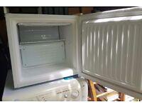 Compact freezer half size