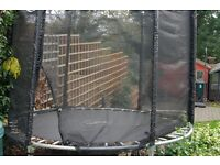 Plum 8ft Circular Trampoline Used condition for local pickup in Dartford area