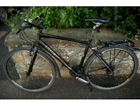 "Trek 7.2 FX hybrid bicycle, frame size 20"""