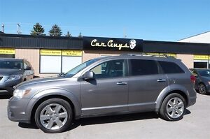 2012 Dodge Journey R/T -7 pass  leather, sunroof, AWD Loaded