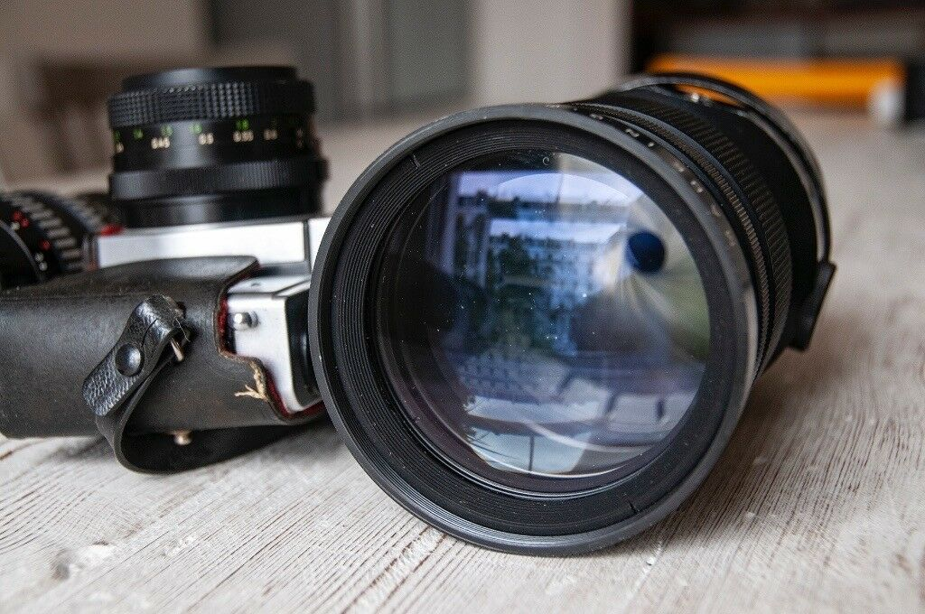 Camera praktica mtl · lomography