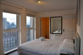 High floor, close to Greenwich Station