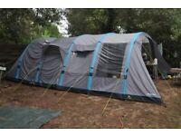 Airgo Solus Horizon 6 Tent - Inflatable 6 man tent Excellent condition