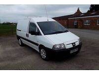 2006 (06 plate) peugeot hdi expert van new cambelt and water pump just fitted