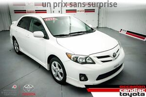2013 Toyota Corolla S * AUTO * AC * PACK ELECTR * MAGS *
