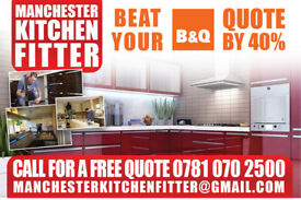 Manchesters greatest kitchen fitter