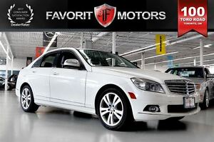 2008 Mercedes-Benz C-Class C300 4MATIC | LTHR | MOONROOF | HEATE