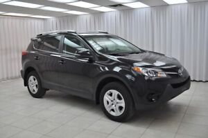 2015 Toyota RAV4 LE FWD SUV w/ BLUETOOTH, A/C, HEATED SEATS, USB