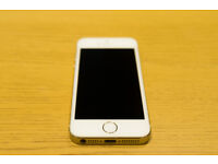 Apple iPhone 5S 32GB Champagne Gold - with box Excellent Condition Fully working - FACTORY UNLOCKED