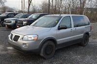 2007 Pontiac Montana SV6 FAMILY OR CARGO READY!