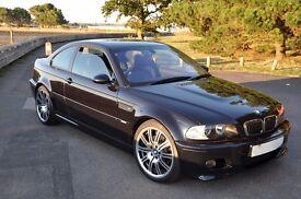 BMW 3.2 M3 BLACK 2003 MANUAL COUPE